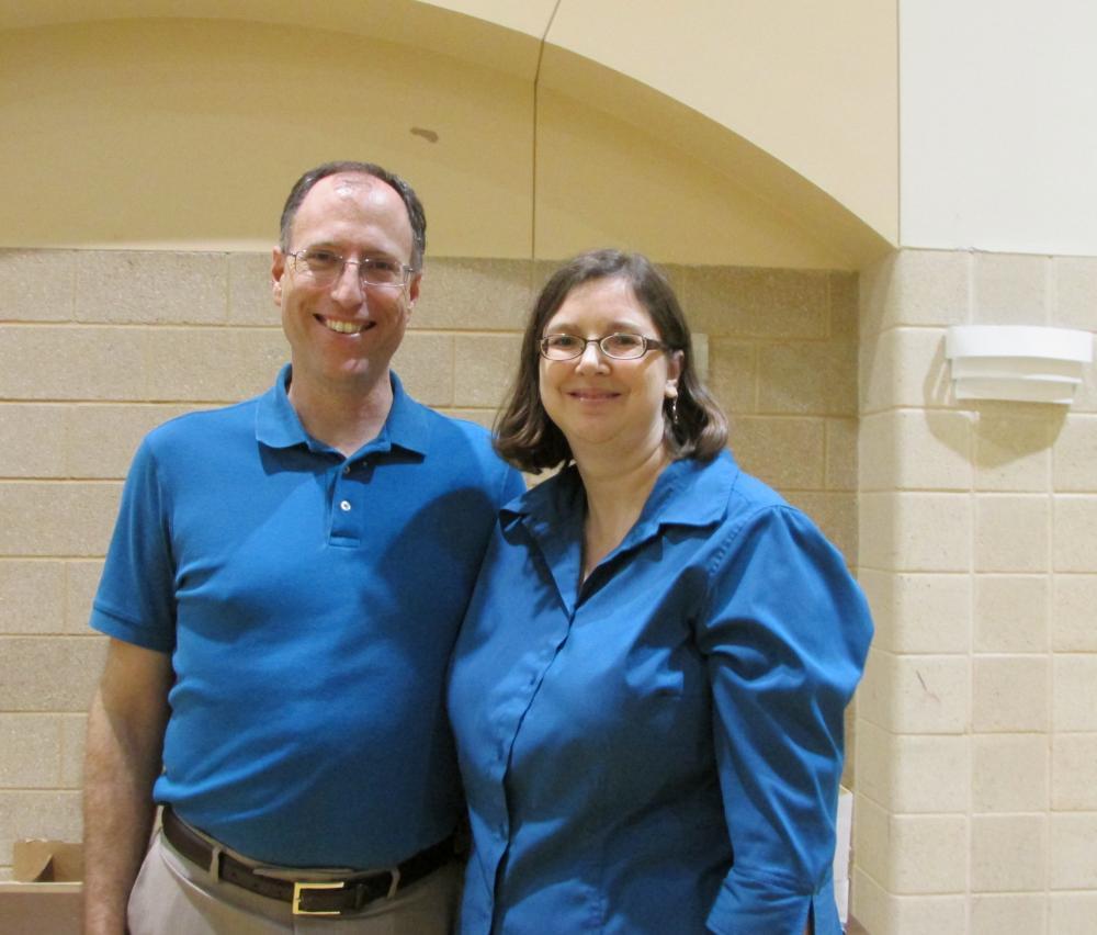 2013 Jason & wife