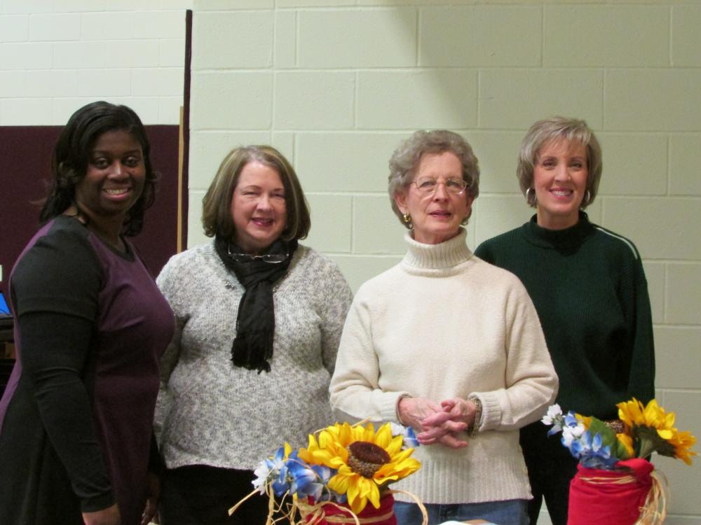 2014 Board members and Liz